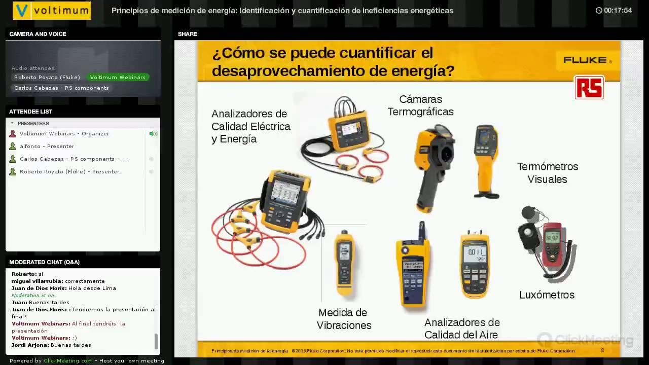 Webinar Principios De Medicin Energa Por Fluke Y Rs Components Open Circuit Using A 2ac Noncontact Voltage Detector Youtube