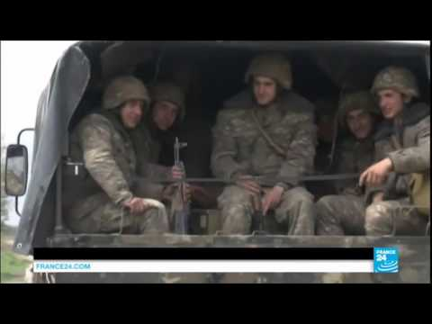 Nagorno-Karabakh; Azerbaijan and Armenia-Backed Rebels Agree To A Ceasefire