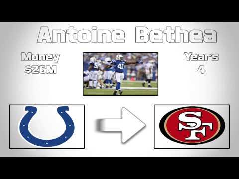 San Francisco 49ers Sign Antoine Bethea
