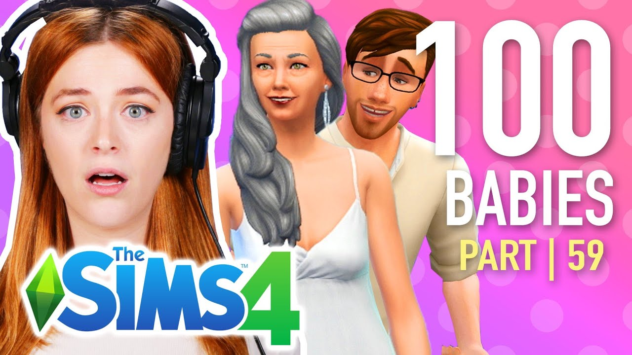 Single Girl Tries The 100 Baby Challenge In The Sims 4 | Part 59 thumbnail