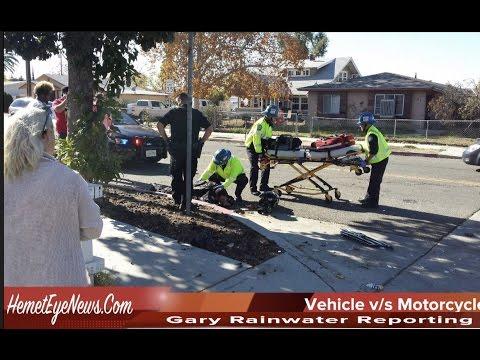 Vehicle v:s Motorcycle Buena Vista & Mayberry