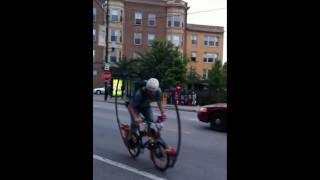 Bike Roll Cage
