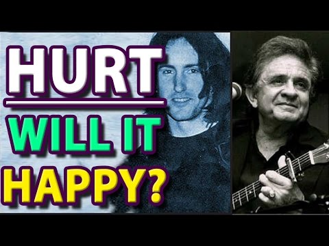 Hurt Cover - Happy Version | Will It Happy? | Nine Inch Nails | Johnny Cash