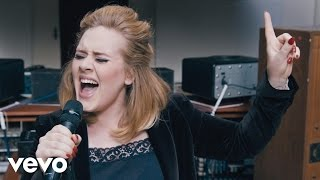 Adele When We Were Young Live At The Church Studios