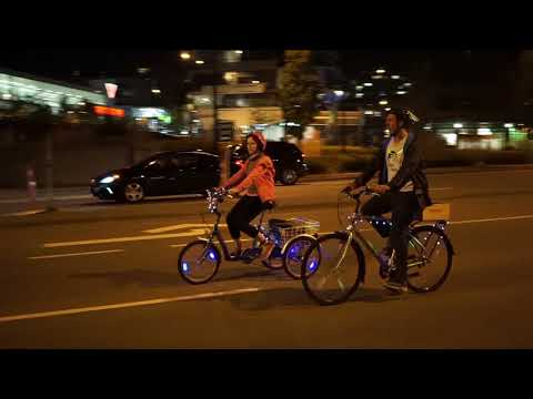 Bike the Night - Vancouver 2017