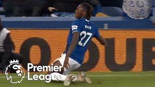 Moise Kean scores his first Everton goal against Newcastle  Premier League  NBC Sports