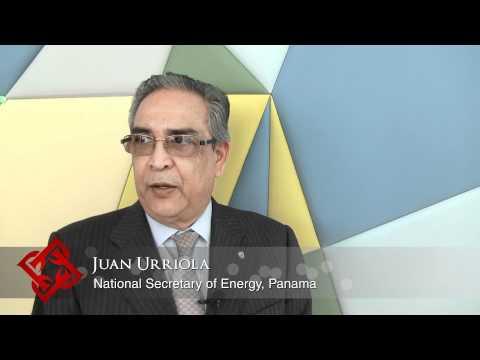 Executive Focus: Juan Urriola, National Secretary of Energy, Panama