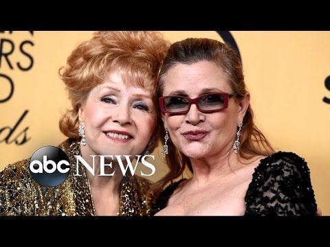 Debbie Reynolds Dies Day After Carrie Fisher