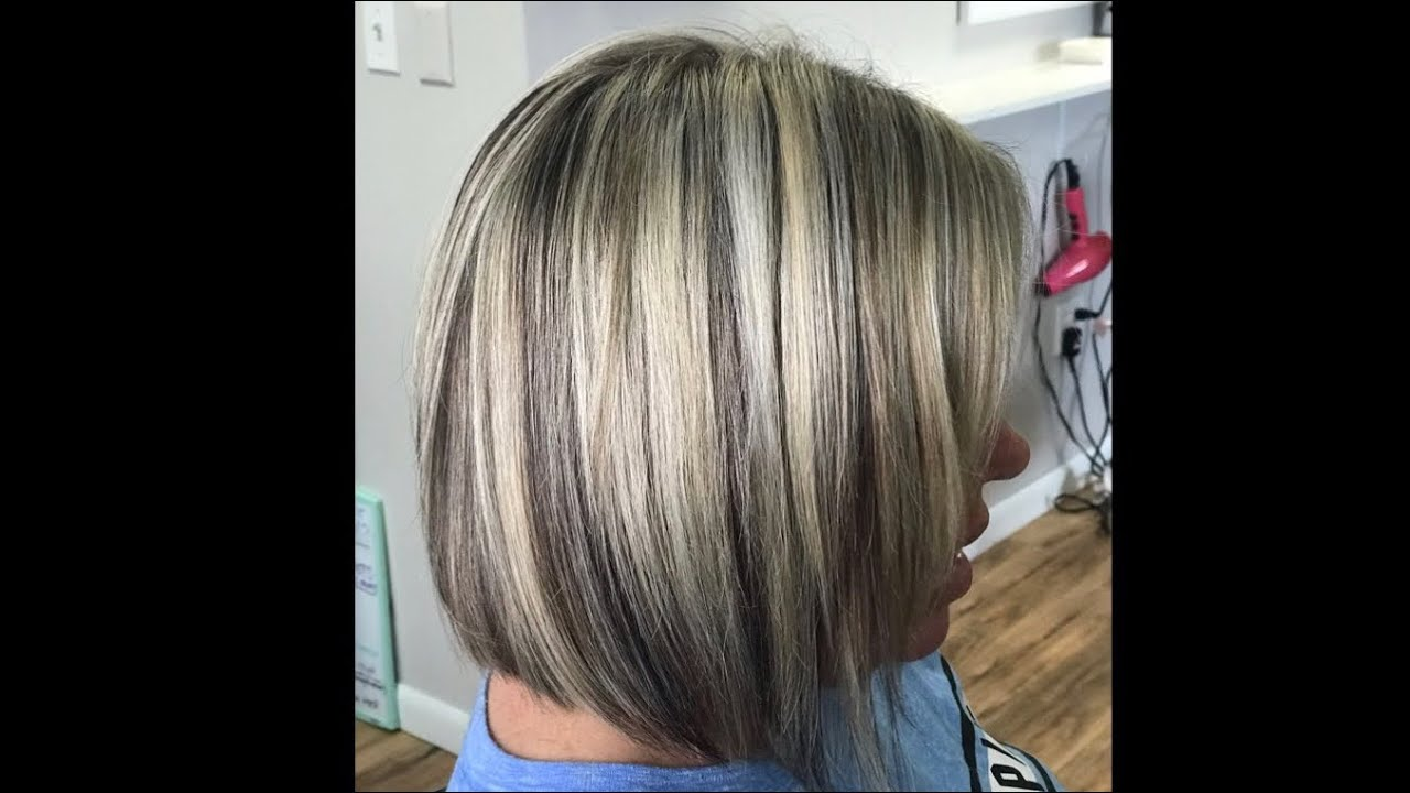 From Classic To Classy Chunky Highlights Tutorial 2018 Youtube
