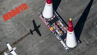 Matthias Dolderer Training Day Las Vegas Red Bull Air Race