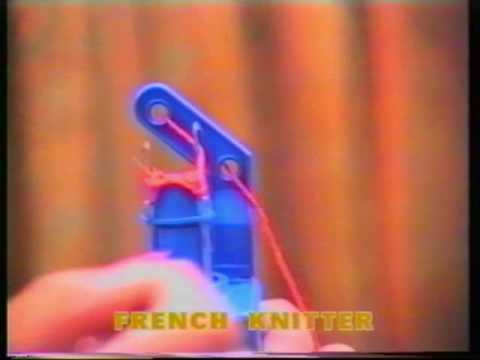 spool knitter machine