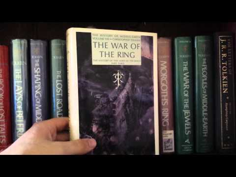 Complete History of Middle Earth books