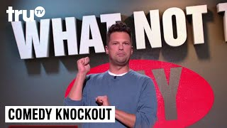 Comedy Knockout - What Not to Say: When at a Mental Hospital | truTV
