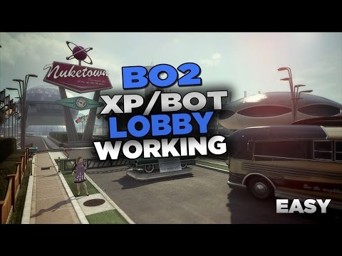 Unlimited XP/Bot Lobby Working 2018 | Black Ops 2