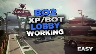 Unlimited XP/Bot Lobby Working 2017 | Black Ops 2