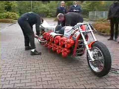 Chainsaw Bike