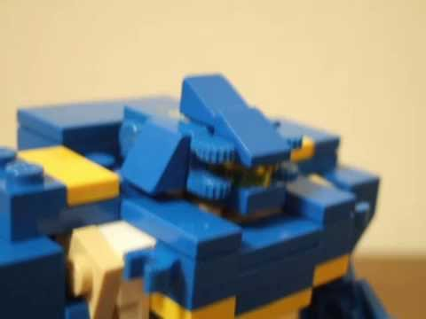 lego real steel noisyboy youtube