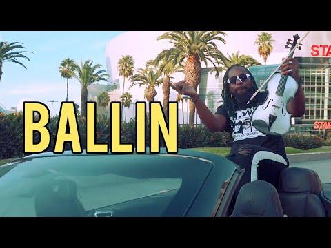 Ballin - Mustard/Roddy Ricch (DSharp Violin Cover)