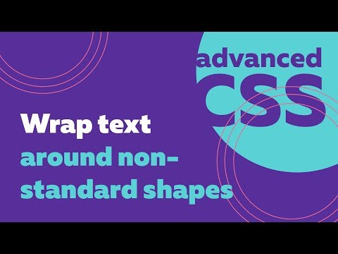 Magic of CSS — How to Wrap Text Around Non-Standard Shapes? thumbnail