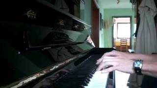 Incubus - Love Hurts - on Piano (New)