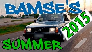 BAMSE'S SUMMER 2015