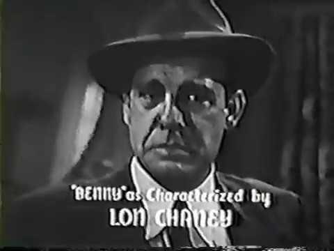 Eyes of the Underworld (1942) - Lon Chaney Jr