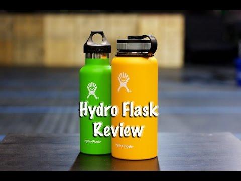 Hydro Flask 32oz  18oz Review - Best Water Bottles Blender Bottle