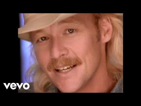 Alan Jackson - Livin' On Love (Official Music Video)