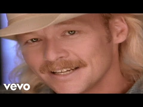 Alan Jackson - Livin' On Love (Official Music Video)
