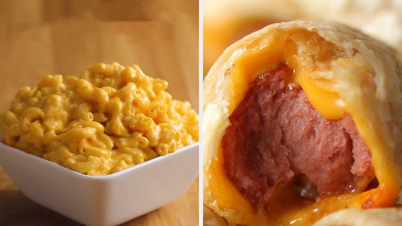 $5 DINNERS | FIVE Quick & Easy Cheap Meals