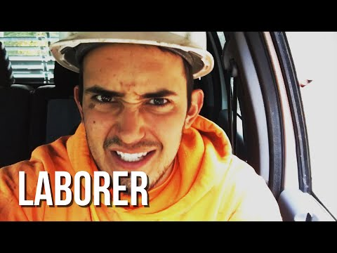 Day In The Life of a Construction Worker
