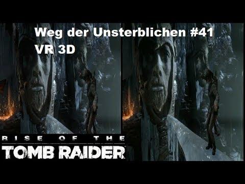 Rise of The Tomb Raider Weg der Unsterblichen #41 VR 3D