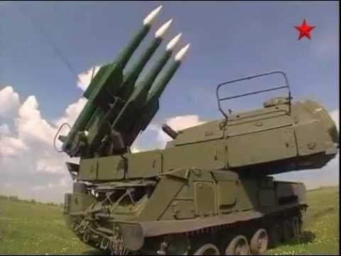 Buk-M2 SAM In Action