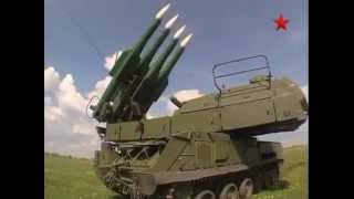 Buk-M2 SAM In Action