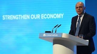Rewatch: Sajid Javid's Conservative Party Conference 2019 speech