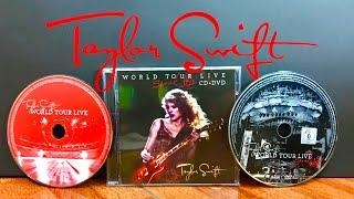 Taylor Swift - Speak Now World Tour – Live (unboxing )