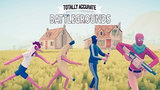 Brand NEW Battle Royale!!! \\ TOTALLY ACCURATE BATTLEGROUNDS \\ TABG