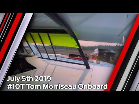 10T Tom Morriseau Onboard, LOWS July 5th 2019