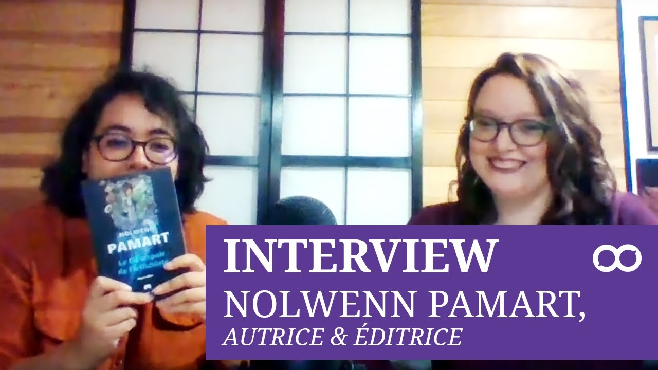 INTERVIEW INFINITERS - Nolwenn Pamart