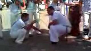 Capoeira Vip    Sol x Tekila