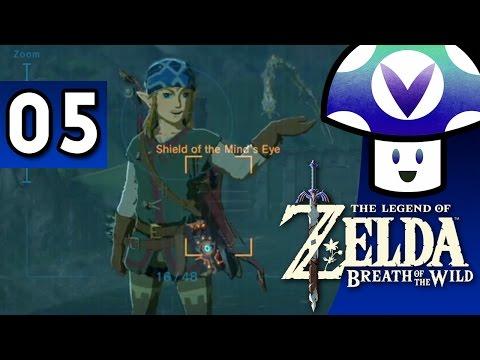 [Vinesauce] Vinny - Zelda: Breath of the Wild (part 5) + Art!