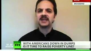 Americans living below the poverty line at all time highs