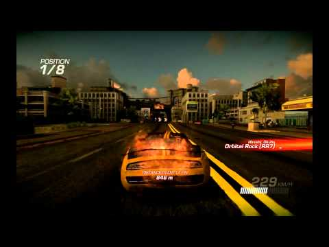 Test Ridge Racer Unbounded PC