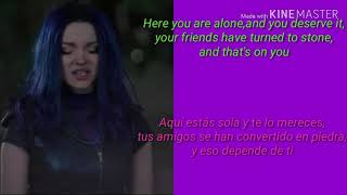 Descendientes 3   My once upon a time - Dove Cameron (inglés - español)