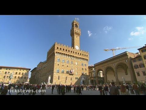 Florence, Italy: Palazzo Vecchio