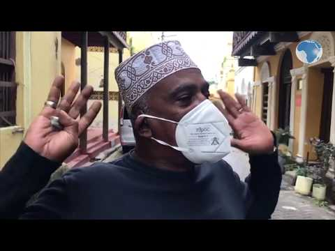 Old Town resident reacts on curfew  enforcement in a bid to combat pandemic