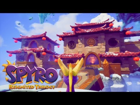 Spyro Reignited Trilogy | Launch Trailer [Reaction & Analysis]