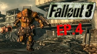 METRO AND RADIO STATION  | Fallout 3 - #4