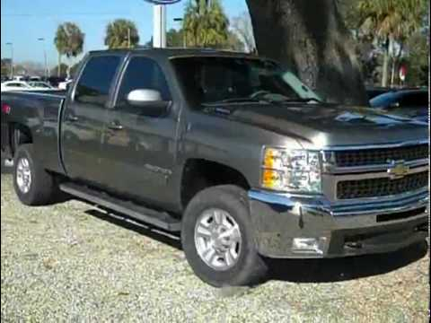 Used Chevy 2500 For Sale >> Used Chevy 2500 Hd 4x4 Crew Cab Truck Gainesville Fl Youtube