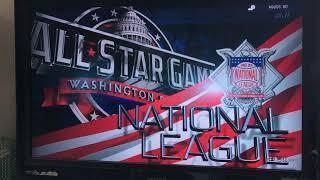 [ASG 2018] メジャーリーグ オールスター ナショナルリーグ スタメン!National League starting lineup